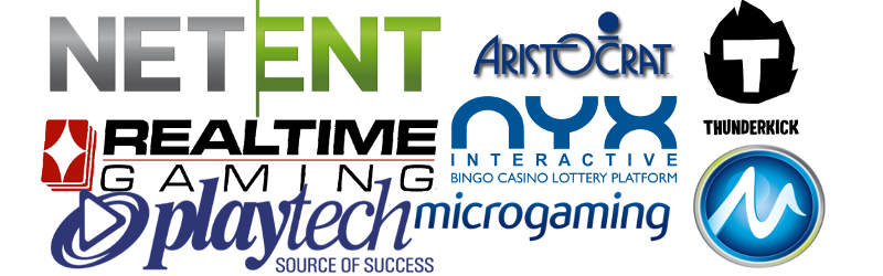 select your casino software